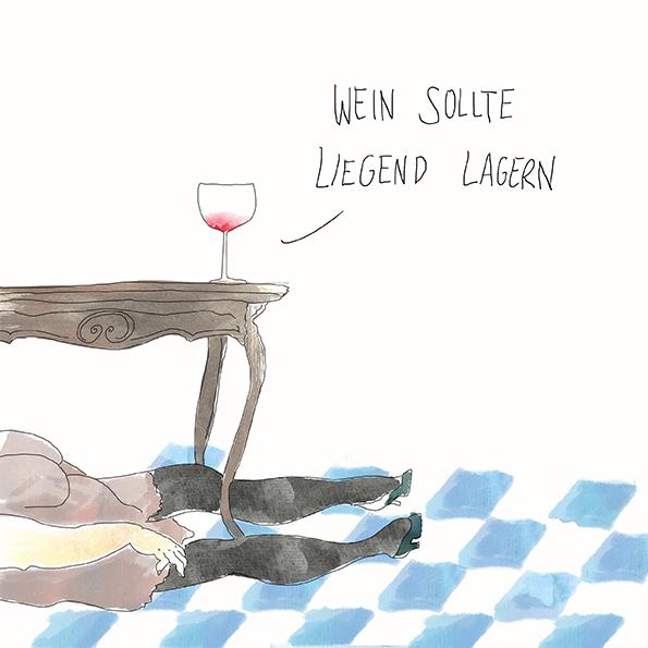 Weinweisheit